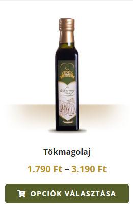 tokmagolaj-korhinta