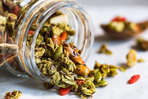 Isteni és egészséges házi granola recept